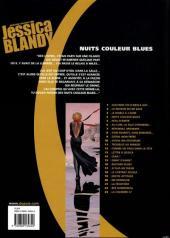 Verso de Jessica Blandy -4b2006- Nuits couleur blues