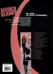 Verso de Jessica Blandy -6b2004- Au loin, la fille d'Ipanema...