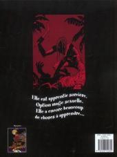 Verso de Je suis une sorcière -2- Le mystère de l'homme-chien