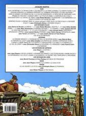 Verso de Jhen (Les voyages de) -1- Les Baux de Provence