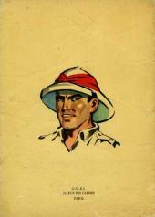 Verso de Votre série Mickey (2e série) - Albums Filmés ODEJ -4- Jim la Jungle à la vallée du Diable