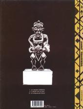 Verso de Jimmy Tousseul -3- Le crépuscule blanc