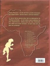 Verso de Jimmy Tousseul (Les nouvelles aventures de) -1- Blanc et Noir