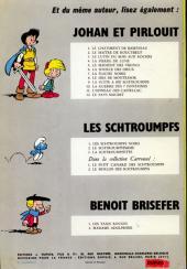 Verso de Johan et Pirlouit -2a- Le maître de Roucybeuf
