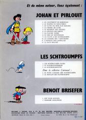 Verso de Johan et Pirlouit -3a67- Le lutin du Bois aux Roches