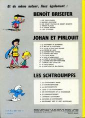 Verso de Johan et Pirlouit -13a73- Le sortilège de Maltrochu