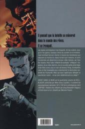 Verso de Hellblazer (100% Vertigo) -4- John Constantine, Hellblazer - Droit dans le mur