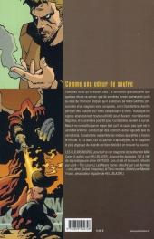 Verso de Hellblazer (100% Vertigo) -3- John Constantine, Hellblazer - Les Fleurs noires