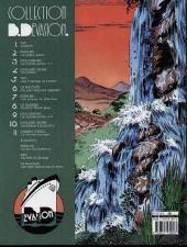 Verso de Johnny Congo -1- La rivière écarlate