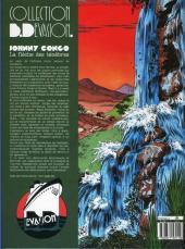 Verso de Johnny Congo -2- La flèche des ténèbres