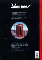 Verso de John Doe ! -3- London Pepperoni
