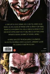 Verso de Batman (DC Icons) -7- Joker