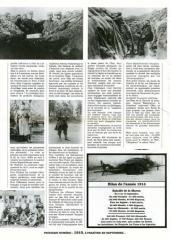 Verso de Putain de guerre ! -1- 1914