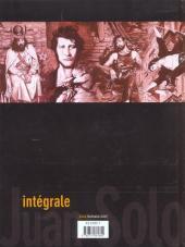 Verso de Juan Solo -INT- Intégrale
