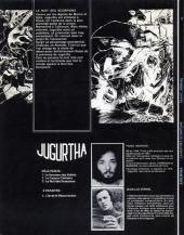 Verso de Jugurtha -3- La nuit des scorpions