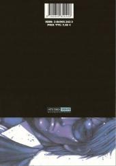 Verso de Junk - Record of the Last Hero -6- Tome 6