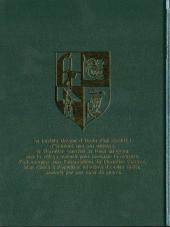 Verso de Kaamelott -4TL- Perceval et le dragon d'Airain