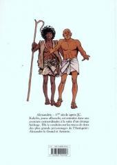 Verso de Kaliclès -1- L'ombre du grand Roi