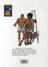 Verso de Kaliclès -2- Le Cadeau de l'Empereur