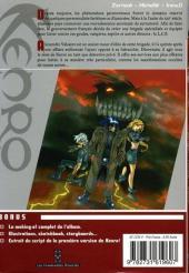 Verso de Kenro -1- Des fantômes et des hommes