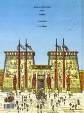 Verso de Kéos -1- Osiris