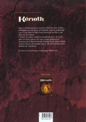Verso de Kérioth -2- Etoile noire