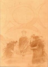Verso de Lanfeust de Troy -1TL'- L'Ivoire du Magohamoth