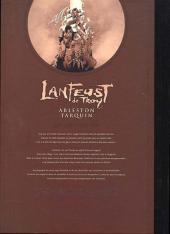 Verso de Lanfeust de Troy -3Ts- Castel Or-Azur