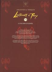 Verso de Lanfeust de Troy -4COF- Le paladin d'Eckmül