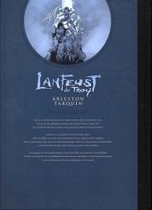Verso de Lanfeust de Troy -5TL- Le frisson de l'Haruspice