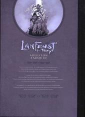 Verso de Lanfeust de Troy -6TL- Cixi impératrice
