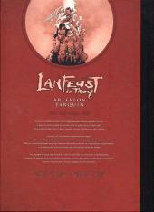 Verso de Lanfeust de Troy -8TL- La bête fabuleuse