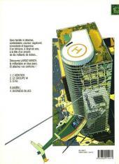 Verso de Largo Winch -3- O.P.A.