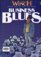 Verso de Largo Winch (France Loisirs) -2- O.P.A. / Business Blues