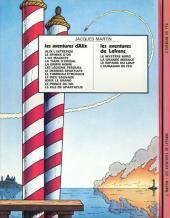 Verso de Lefranc -2b1975- L'ouragan de feu