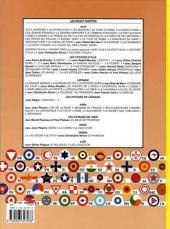 Verso de Lefranc (Les voyages de/Les reportages de) -2- L'aviation (2)