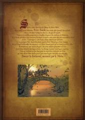 Verso de La légende dorée -1- Archinaze de Tarabisco