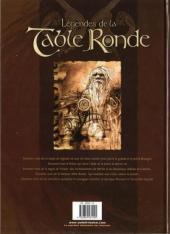 Verso de Légendes de la Table Ronde -1- Premières Prouesses