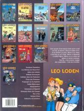 Verso de Léo Loden -14- Calissons et lumières