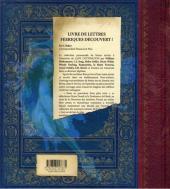 Verso de (AUT) Froud - Les lettres de Fées séchées