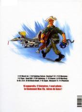 Verso de Lieutenant Mac Fly -1- Que l'Air Force soit avec vous!