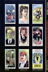 Verso de La ligue des Gentlemen Extraordinaires -1- La ligue des Gentlemen extraordinaires Volume 1