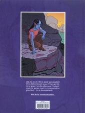 Verso de Lilymande -1- Princip'île