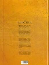 Verso de Le linceul -3- Les vikings de Dieu