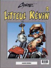Verso de Litteul Kévin (France Loisirs) -1- Tome 1/2