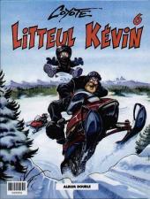 Verso de Litteul Kévin (France Loisirs) -3- Tome 5/6