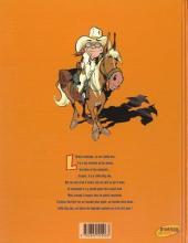 Verso de Little Big Joe -1- Des hommes à genoux