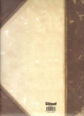 Verso de (AUT) Froud - Le livre de fées séchées de Lady Cottington