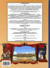 Verso de Loïs (Les voyages de) -1- Versailles de Louis XIII