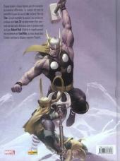 Verso de Loki (Marvel Graphic Novels) - Loki
